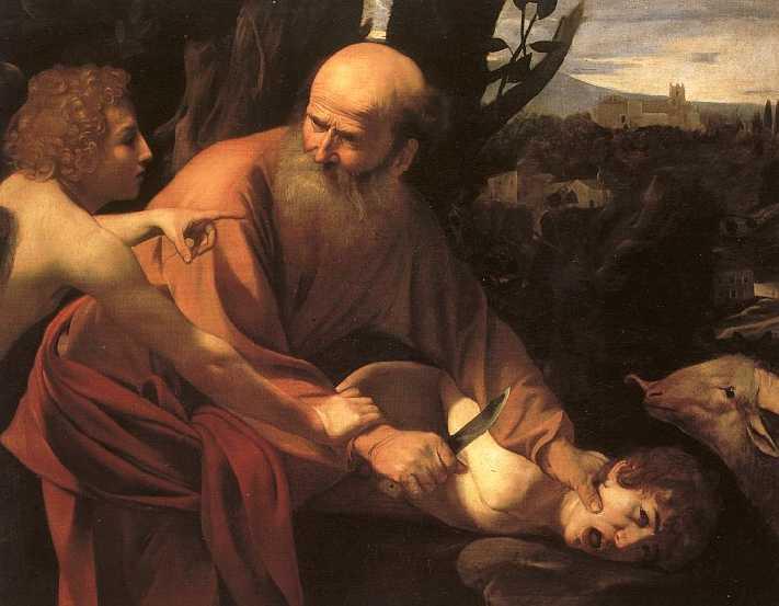 Caravaggio(michalangelo merisi) ( italian 1573 - 1610 ):